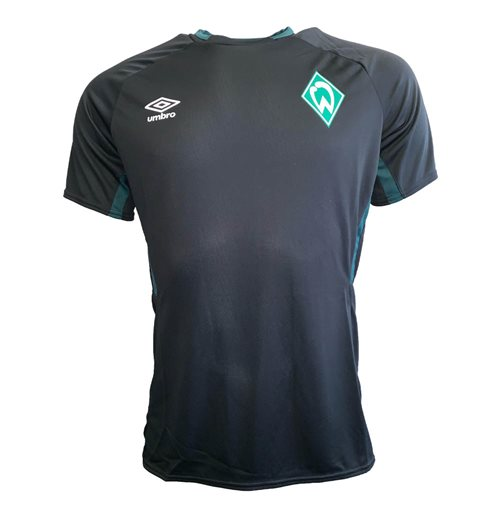 2019-2020 Werder Bremen Umbro Training Shirt (Black)