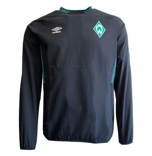 2019-2020 Werder Bremen Umbro Drill Top (Black)