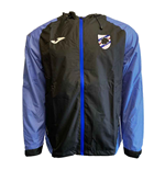 2019-2020 Sampdoria Joma Rain Jacket (Black)
