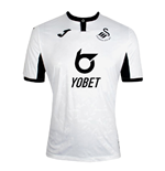 2019-2020 Swansea City Joma Home Football Shirt