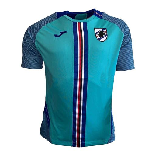 2019-2020 Sampdoria Joma Training Shirt (Green)
