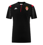 2019-2020 Monaco Polo Shirt (Black)