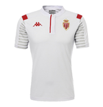 2019-2020 Monaco Polo Shirt (White)