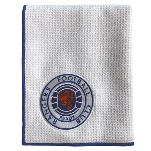 Rangers F.C. Aqualock Caddy Towel