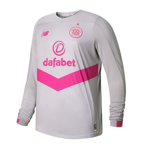 2019-2020 Celtic Third Long Sleeve Shirt