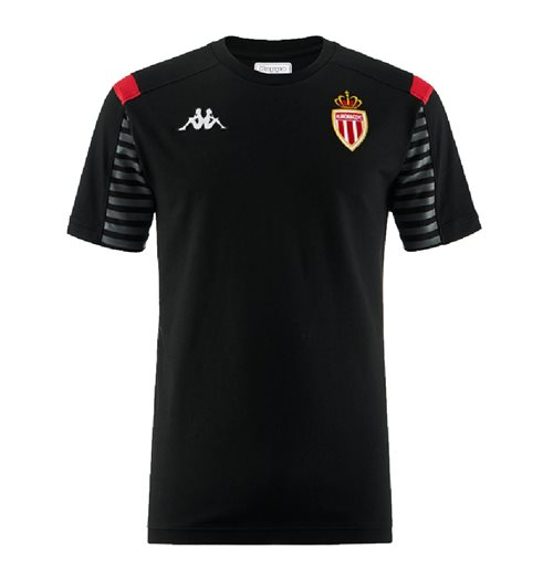 2019-2020 Monaco Official T-Shirt (Black)
