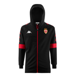 2019-2020 Monaco Hooded Jacket (Black)