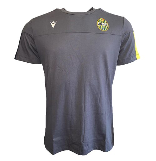 2019-2020 Hellas Verona Official Training Jersey (Grey)