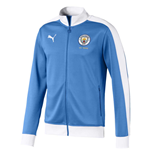 2019-2020 Manchester City Puma T7 Track Jacket (Blue)