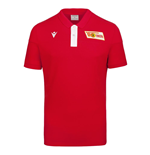 2019-2020 Union Berlin Travel Polo Shirt (Red)
