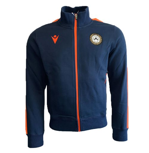 2019-2020 Udinese Travel Full Zip Sweatshirt (Navy)