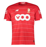 2019-2020 Standard Liege Home Football Shirt