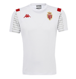 2019-2020 Monaco Official T-Shirt (White)
