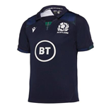 2019-2020 Scotland Home Replica Rugby Shirt (Kids)