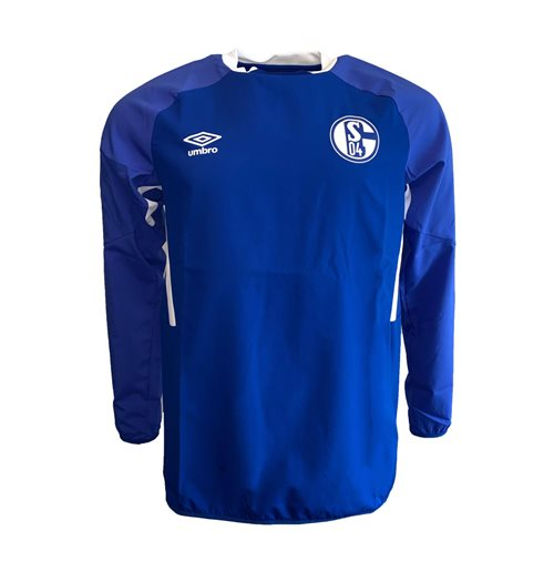 cheaper 08265 c5667 2019-2020 Schalke Umbro Drill Top (Blue)