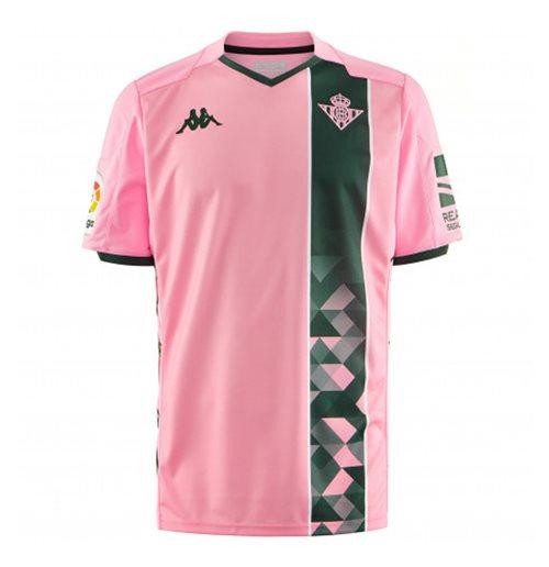 color rápido gran surtido selección mundial de 2019-2020 Real Betis Kappa Third Shirt