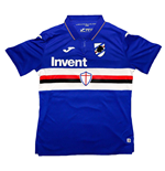 2019-2020 Sampdoria Joma Home Football Shirt (Kids)