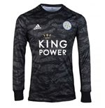 2019-2020 Leicester City Home Goalkeeper Shirt