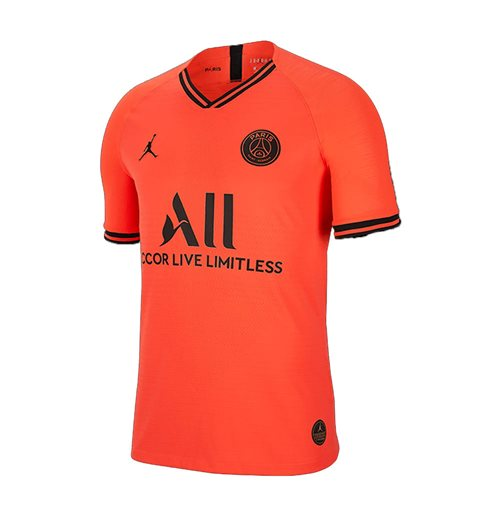 2019-2020 PSG Authentic Vapor Match Away Nike Shirt