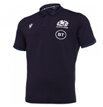 2019-2020 Scotland Home SS Cotton Rugby Shirt