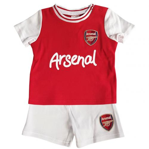 Arsenal F.C. Shirt & Short Set 6/9 mths RT