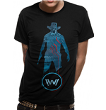 Westworld - Blue Man - Unisex T-shirt Black