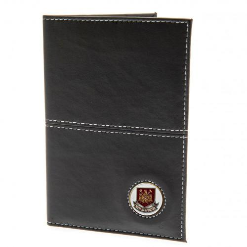 West Ham United F.C. Executive Scorecard Holder CT