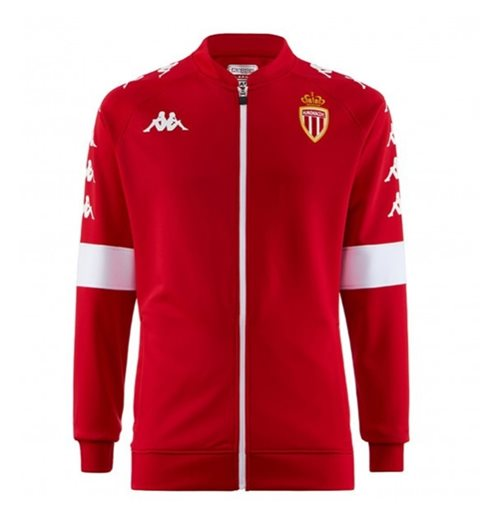 2019-2020 Monaco Official Jacket (Red)