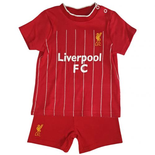 Liverpool F.C. Shirt & Short Set 9/12 mths PS