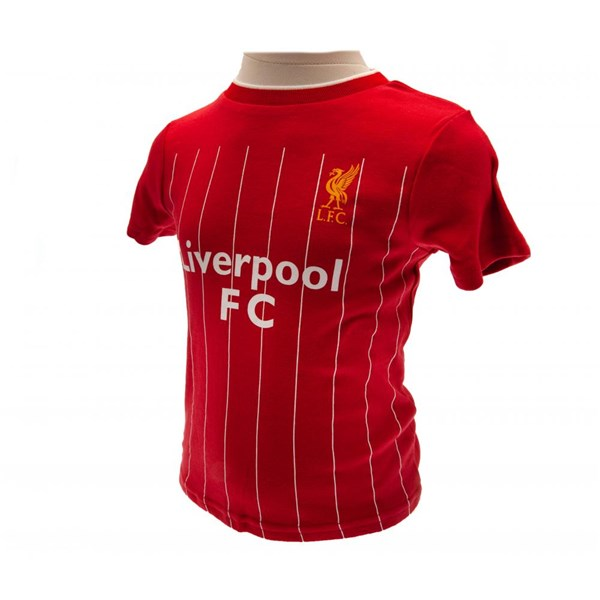 Liverpool F.C. Shirt & Short Set 6/9 mths PS