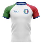 2019-2020 Italy Flag Concept Rugby Shirt