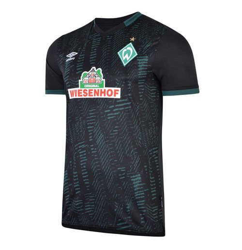2019-2020 Werder Bremen Third Football Shirt