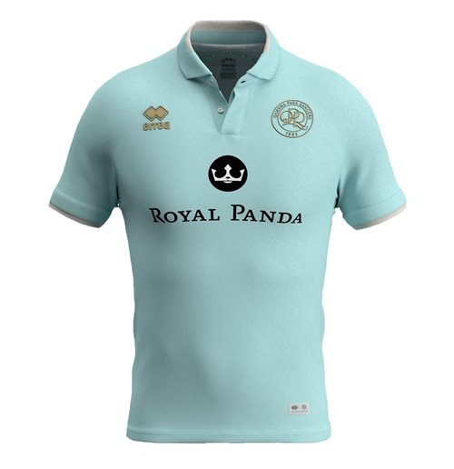 2019-2020 QPR Errea Away Football Shirt