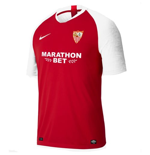 2019-2020 Sevilla Away Nike Football Shirt