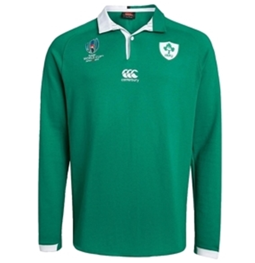 Ireland Rugby Polo shirt 357214