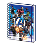 The Avengers Notepad 357216