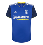 2019-2020 Birmingham City Adidas Home Football Shirt