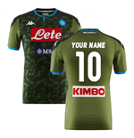 2019-2020 Napoli Kappa Away Shirt (Your Name)