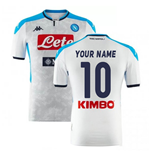 2019-2020 Napoli Kappa Third Shirt (Your Name)