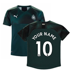 2019-2020 Newcastle Away Football Shirt (Kids) (Your Name)