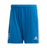 2019-2020 Juventus Adidas Third Shorts (Blue)