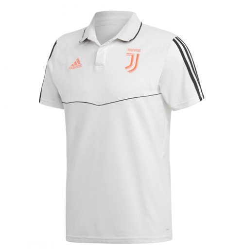 2019-2020 Juventus Adidas Polo Shirt (White)
