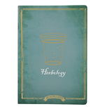 Harry Potter - Herbology A4 Notebook