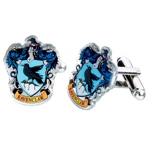 Harry Potter Silver Plated Cufflinks Ravenclaw