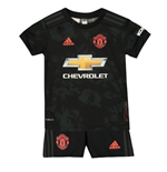 2019-2020 Man Utd Adidas Third Baby Kit