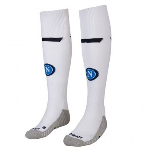 2019-2020 Napoli Kappa Third Socks (White)