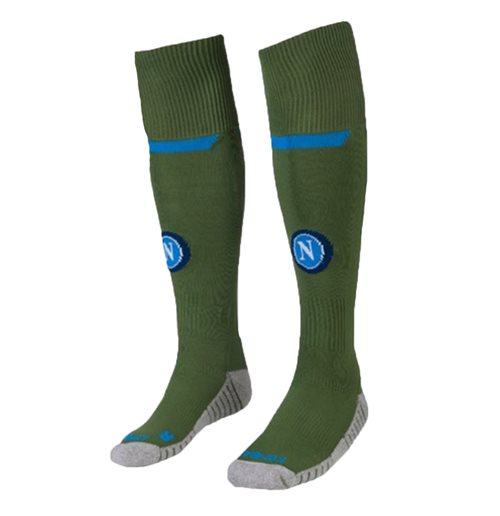 2019-2020 Napoli Kappa Away Socks (Green)