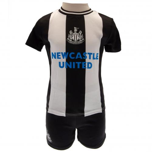 Newcastle United F.C. Shirt & Short Set 6/9 mths RT