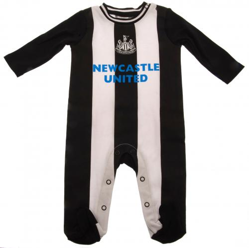 Newcastle United F.C. Sleepsuit 12/18 mths RT