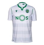 2019-2020 Sporting Lisbon Authentic Third Match Shirt